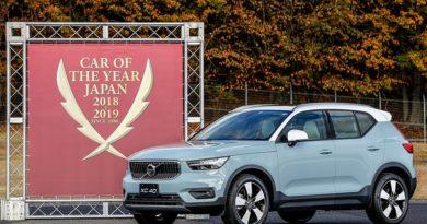 Автомобиль года в Японии: победила Volvo (второй раз подряд)