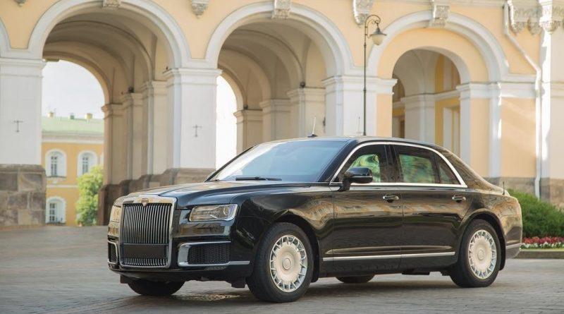 Дилер Rolls-Royce и Bentley начал принимать авансы за Aurus
