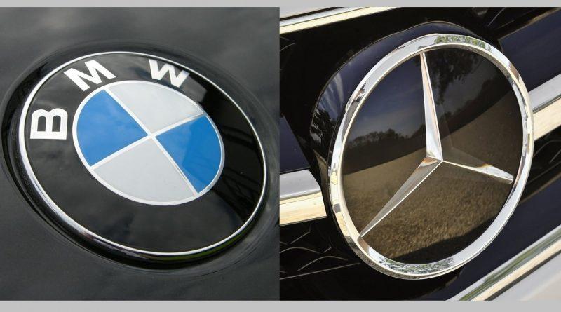 BMW и Mercedes-Benz могут совместно разработать платформу для компактных моделей