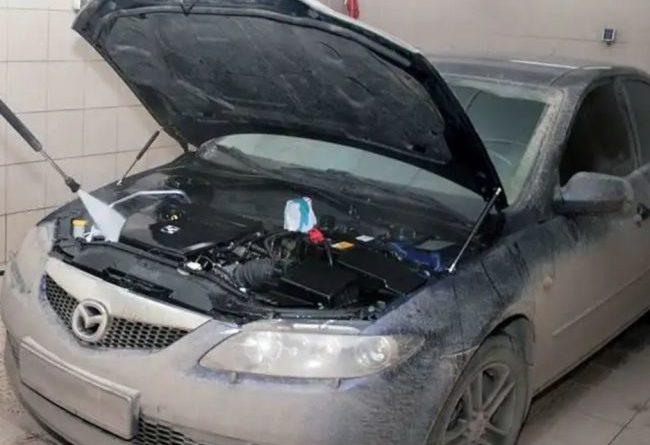 Когда надо мыть двигатель, а когда — вредно