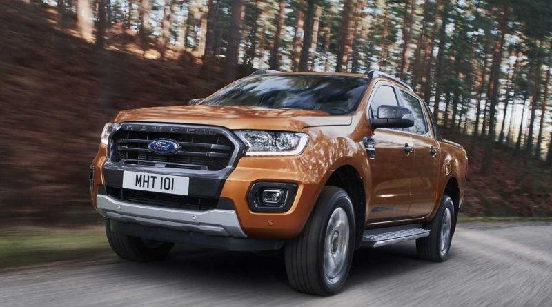 Европейский Ford Ranger нового поколения получил новый мотор и 10-ступенчатый «автомат»