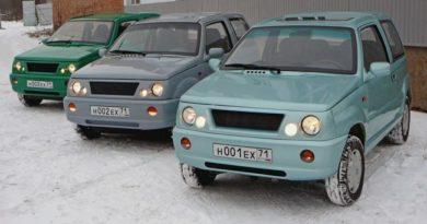 ТМ-1131 «Мишка» — народный автомобиль, который хотели запустить в серию 3 раза за 10 лет