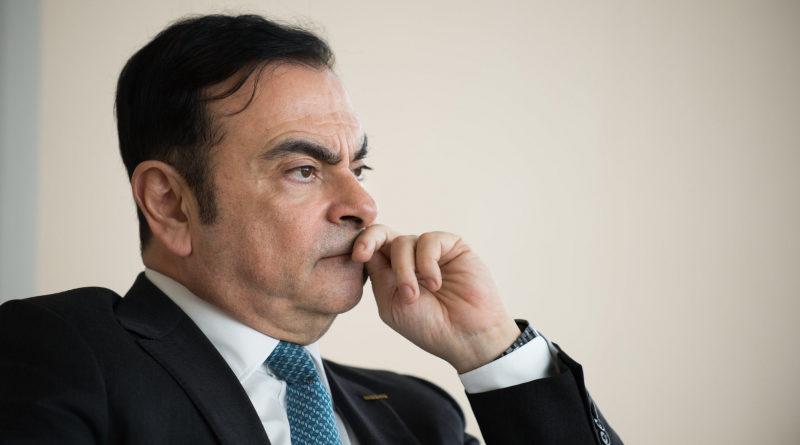 Находящийся под арестом Карлос Гон покинул Renault