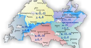 В Татарстане ГИБДД посоветовала не выезжать за пределы городов
