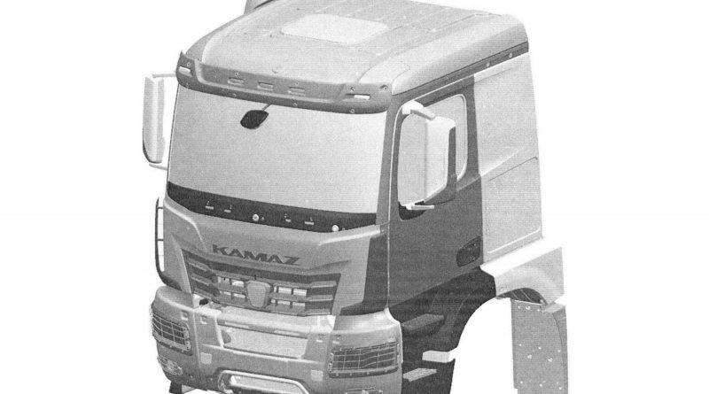 КАМАЗ официально подтвердил, что будет ставить на самосвалы кабину от Mercedes Actros