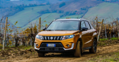 Обновленная Suzuki Vitara добралась до России