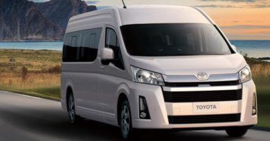 Новую Toyota Hiace представили: она создана с прицелом на развивающиеся рынки