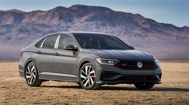 Седан Volkswagen Jetta GLI нового поколения получил мотор от Golf GTI