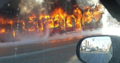 В Казани вместо сгоревших трамваев купят 13 новых