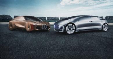 Mercedes-Benz и BMW объединяют усилия для сокращения отставания от Tesla в развитии «автопилота»