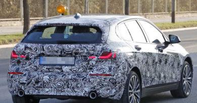 BMW 1 Series следующего поколения перейдет на новую платформу и будет электрифицирован