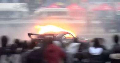 Первая в мире Toyota Supra нового поколения с мотором 2JZ-GTE уже дважды горела