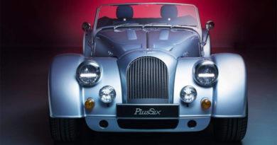 Morgan привез в Женеву классический родстер с деревянно-алюминиевым шасси и мотором BMW