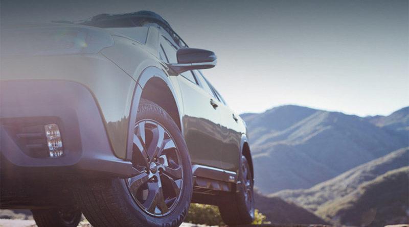 Subaru готовится к премьере универсала Outback нового поколения: опубликован тизер