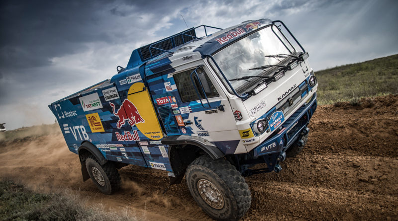 Два экипажа команды «КАМАЗ-мастер» примут участие в ралли «Казахстан 2019».