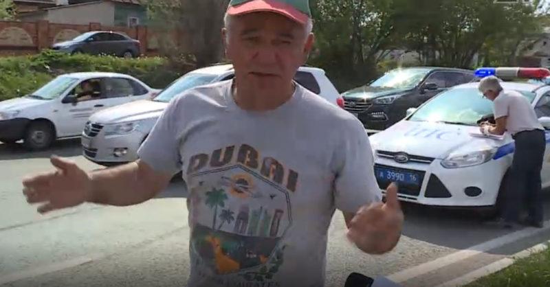 В Казани скончалась пострадавшая в «УАЗ» на проспекте Победы