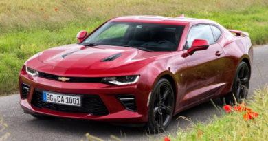 200 дорогих спортивных Chevrolet отзывают в России