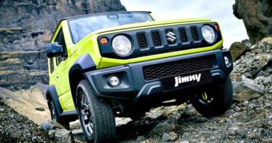 Suzuki рассказала об особенностях Jimny для России