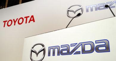 Toyota изменила планы на совместный завод с Mazda