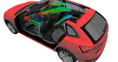 Skoda придумала защиту от аллергии для водителей