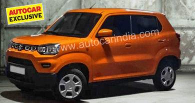 Опубликовано первое фото дешевого конкурента Renault Kwid от Suzuki