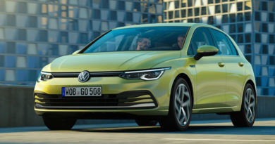 Volkswagen Golf восьмого поколения наконец-то представлен