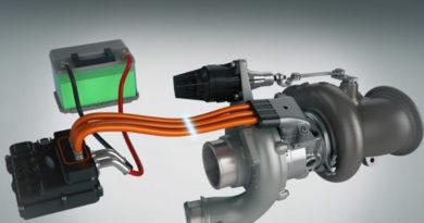 Garrett разработала серийный электрический турбонаддув, как в Формуле 1