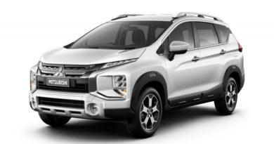 Сверхпопулярный минивэн Mitsubishi Xpander получил внедорожную версию