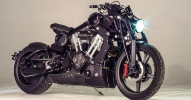 В России появился в продаже редкий мотоцикл за 11,5 миллиона рублей
