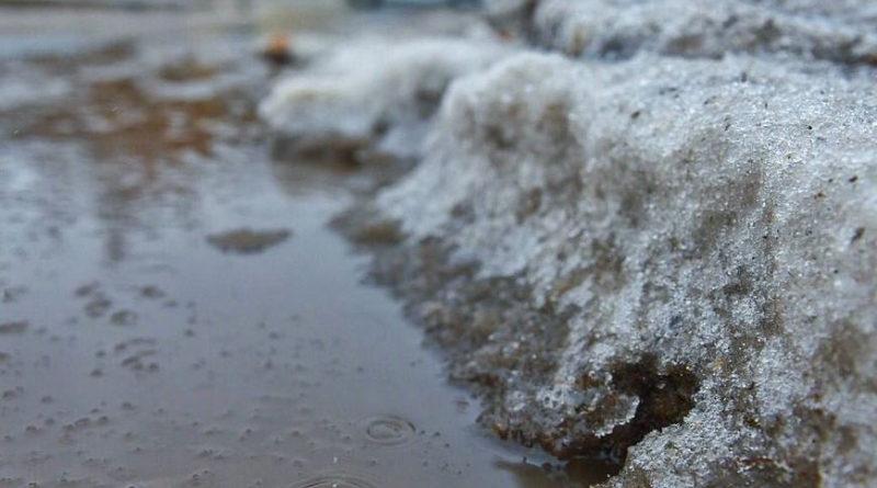 Мокрый снег, дождь и морось прогнозируют синоптики казанцам на выходные