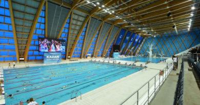 Казань примет чемпионат Европы по водным видам спорта 2024 года