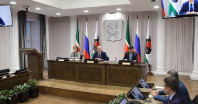 В Исполкоме Казани обсудили проект бюджета города на 2020 год
