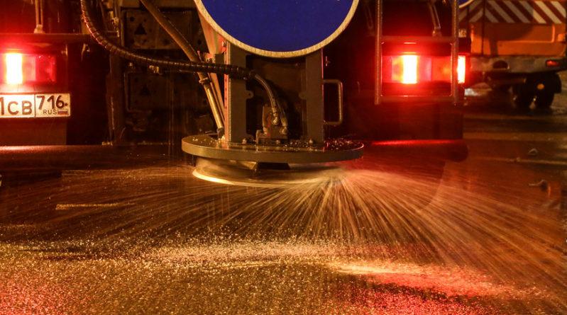 Предстоящей ночью в уборке Казани от снега задействуют 60 дорожных рабочих и 251 единицу спецтехники