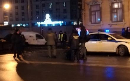 Пьяный водитель в Нижнем Новгороде сбил девятерых школьников и двоих взрослых