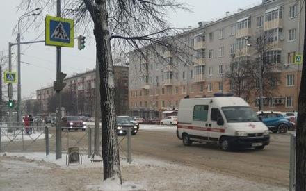 В Казани водитель сбил пенсионерку и уехал. У женщины сломан позвоночник