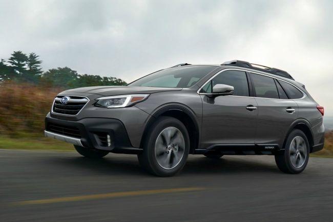 В Subaru рассказали, какие новинки привезут в Россию в 2020 году