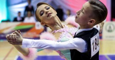 Казанские спортсмены стали лучшими на республиканских соревнованиях по танцевальному спорту