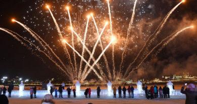 Шесть человек пострадали в Казани в новогодние каникулы при использовании пиротехники