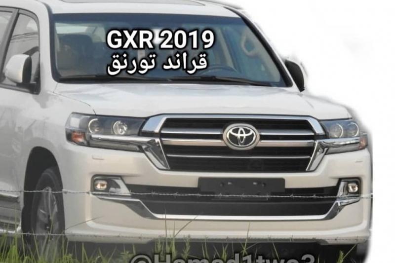 Toyota Land Cruiser 200 ждет очередное обновление: смотрим фото