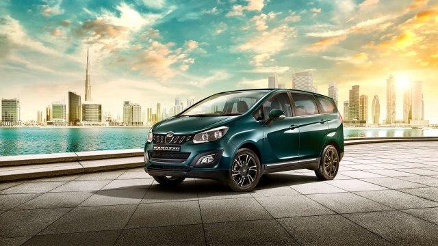 Автокомпания из Индии выпустила новый минивэн с внешностью от Pininfarina