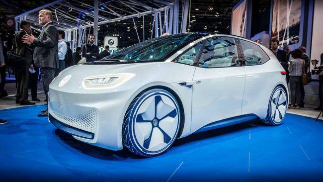 Volkswagen планирует выпускать ежегодно 100 тысяч электрокаров