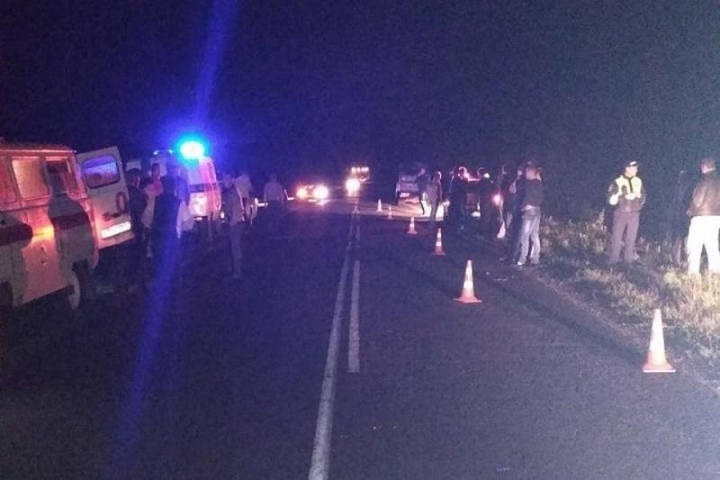 В Казани студент колледжа насмерть сбил шедшего по краю дороги пешехода