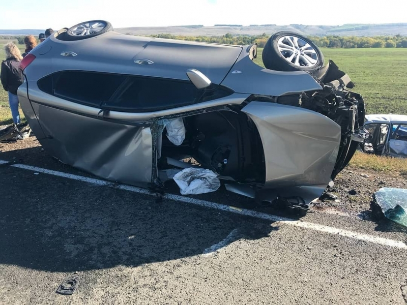 В Татарстане в утреннем ДТП погибли два человека