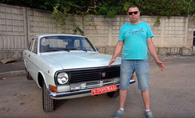 В Калужской области найден ГАЗ-24-10 в идеальном состоянии