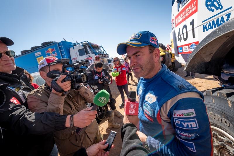 Андрей Каргинов становится победителем китайского этапа ралли «Шелковый путь 2018»