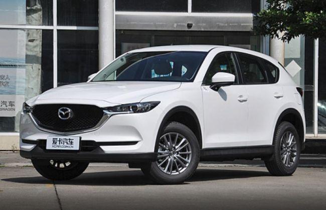 На рынок выходит новая Mazda CX-5 2019 с турбомотором