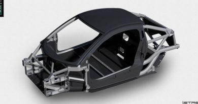Создатель McLaren F1 придумал, как облегчить автомобильный кузов на 50%