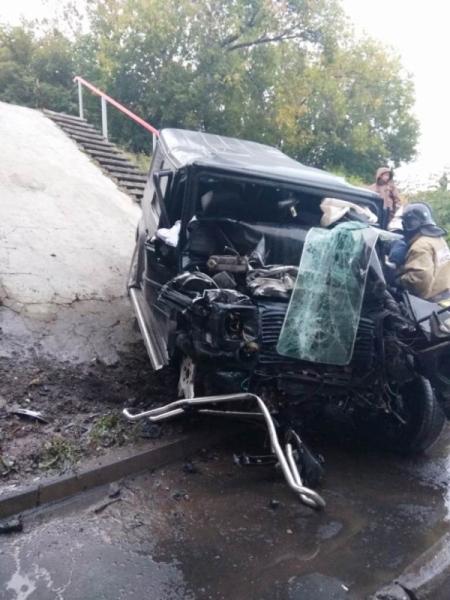 Стал известен владелец Gelandewagen, водитель которого погиб в ДТП с мостом в Казани