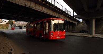 В Казани беременная пассажирка едва не потеряла ребенка в автобусе
