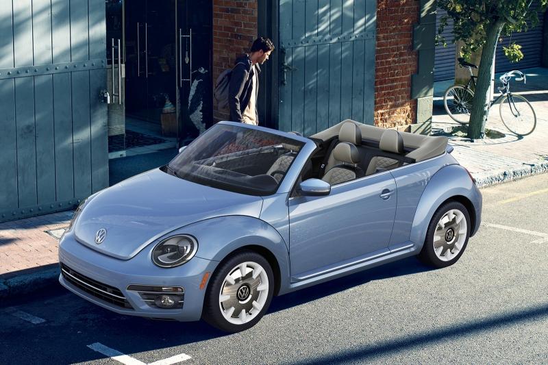 Volkswagen снимает «Жука» с производства: представлена прощальная комплектация